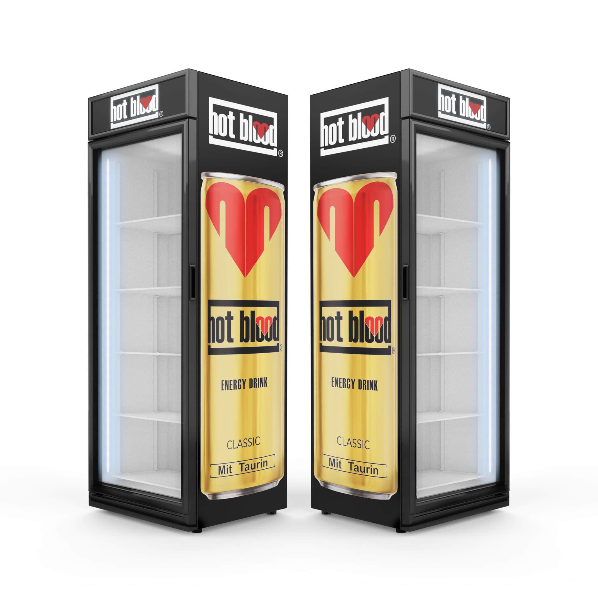 Hot Blood Fridge Kühlschrank