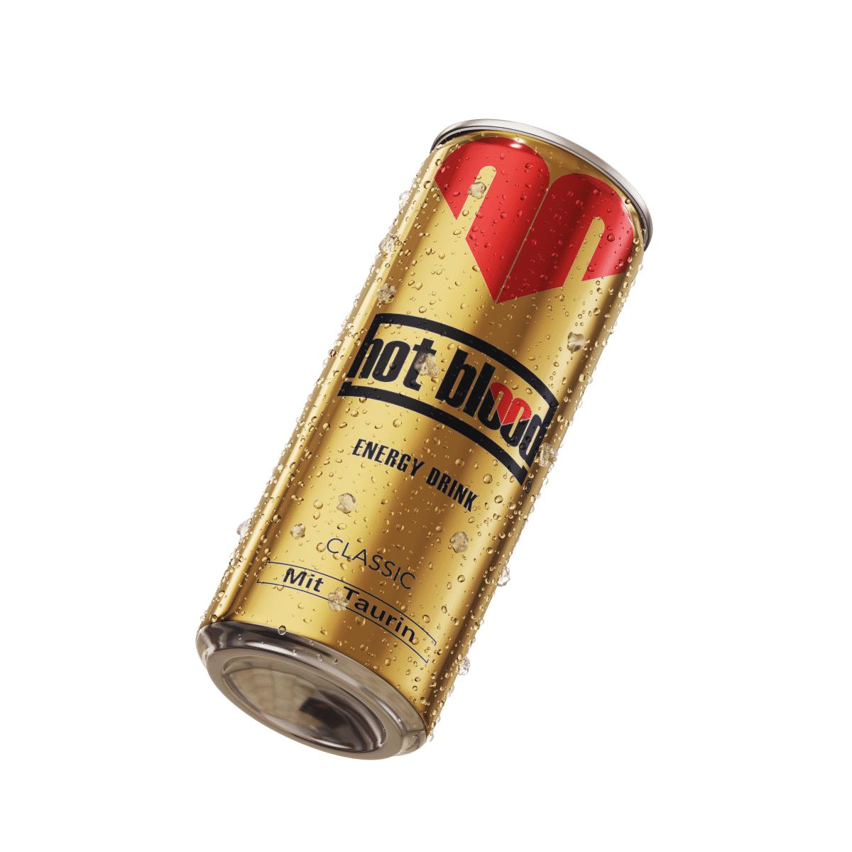 Hot Blood Energy Classic
