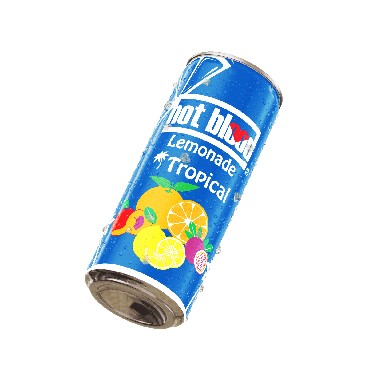 Hot Blood Lemonade Tropical 330ml