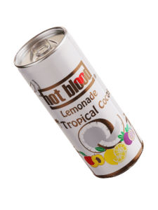 Hot Blood Lemonade Tropical Cocos 330ml